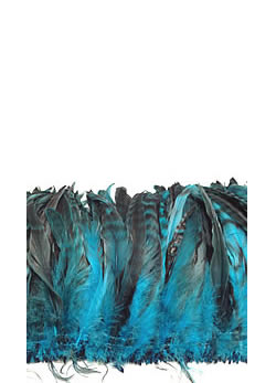 "6-8"" & 8-10"" Dyed Rooster Tail Feathers"