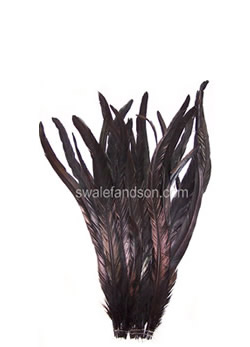 Natural Rooster Tail Feathers| Rooster Feathers